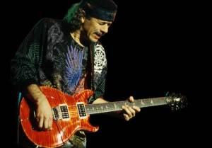 Carlos Santana de gira
