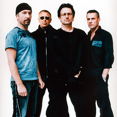 U2 CON NUEVO SENCILLO