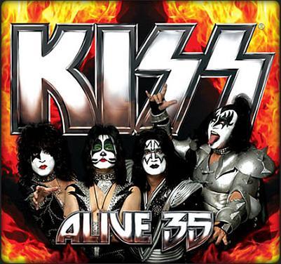 Kiss vuelve a Sudamérica