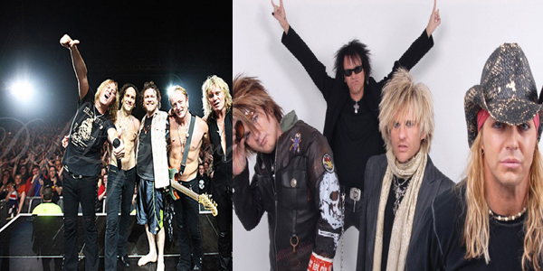 Poison, Def Leppard y Cheap Trick de gira