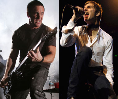 Nine Inch Nails y Jane's Addiction juntos de gira