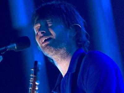 Radiohead da todo en el escenario