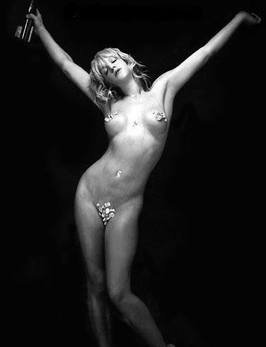 Courtney Love siempre es polémica