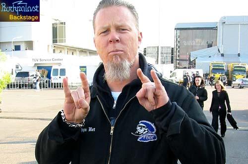 Metallica llena donde se presenta