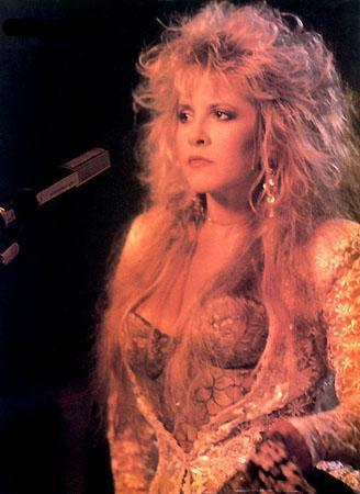Stevie Nicks es una hada del rock