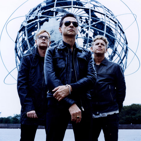 Depeche Mode toca en Hollywood