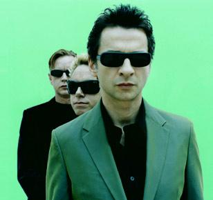Depeche quiere asegurar ventas de disco y boletos en México