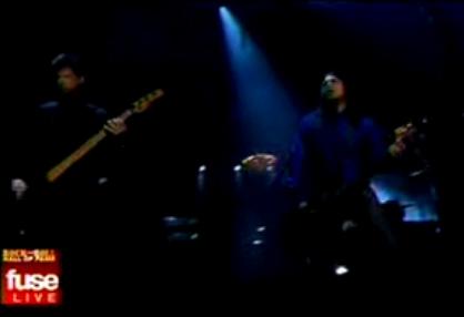Jason y Robert tocando juntos