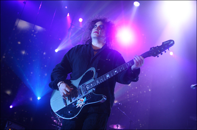 The Cure tuvo mal trago en Coachella