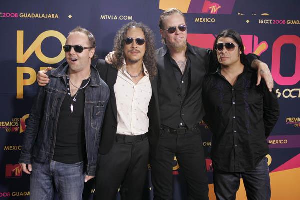 Metallica grabará DVD en México