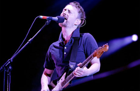 Radiohead vuelve al estudio