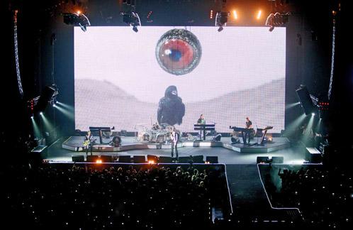 Depeche Mode retoma su gira
