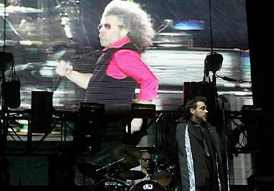 Los Fabulosos Cadillacs cerraron el Vive Latino