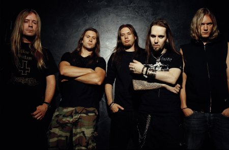 Children of Bodom en México