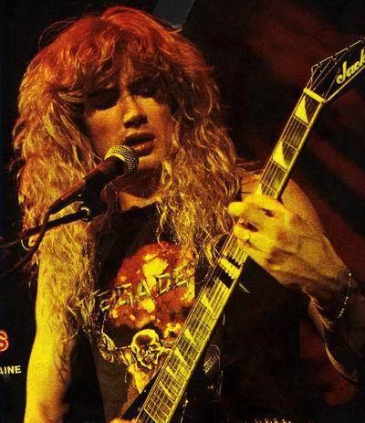 Dave Mustaine sigue más vivo que nunca con Megadeth