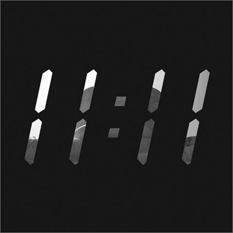 """La portada  del nuevo disco de Rodrigo y Gabriela """"11:11"""""""