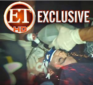 Michael Jackson llevado al hospital