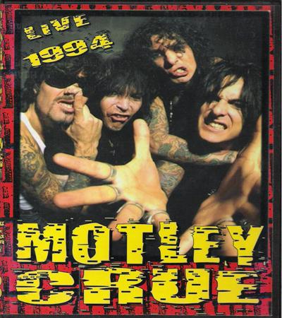 Los Motley con John Corabi