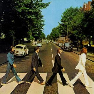The Beatles en una legendaria portada