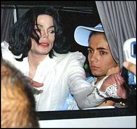 Michael con Omer