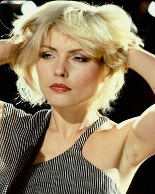 Deborah Harry era la Marilyn Monroe del rock