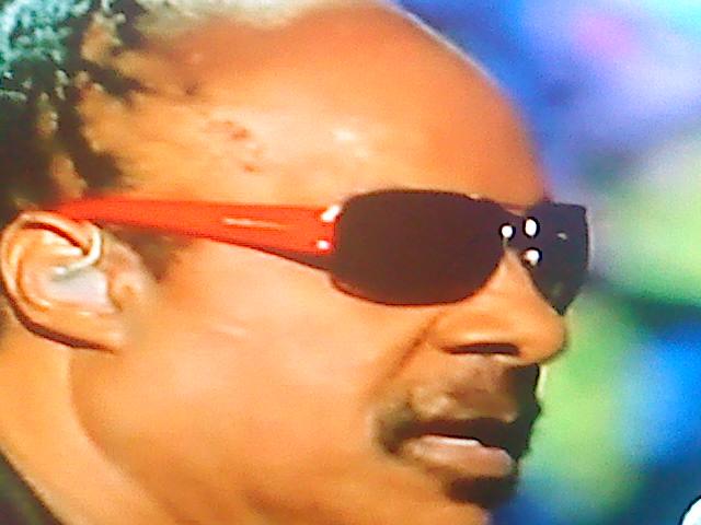 Stevie Wonder recuerda a Jackson con su calidad musical