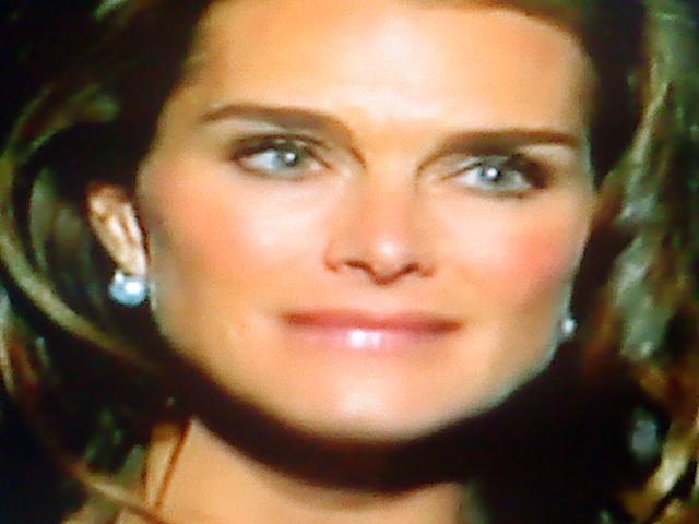 Brooke Shields dio emotivo discurso por Jackson