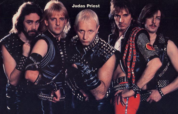 Judas Priest le puso ropa al heavy metal