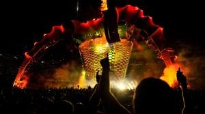 U2 muestra el show de rock más caro del mundo