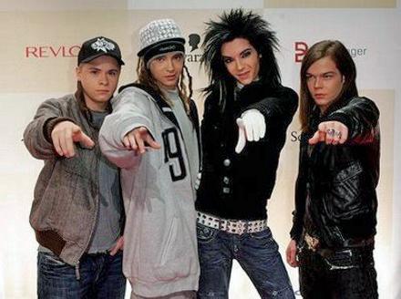 Tokio Hotel ¿los Poison del siglo XXI?