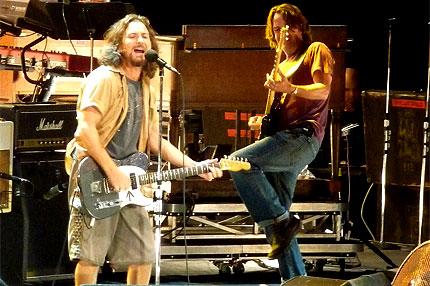 Pearl Jam homenajea a Michael Jackson