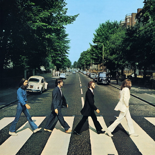 La super portada del Abbey Road