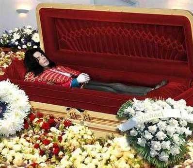 Michael Jackson por fin será enterrado