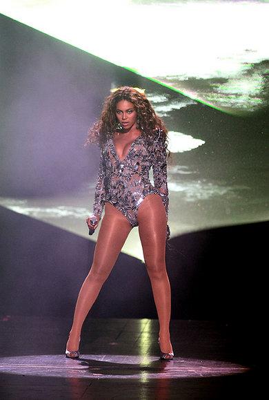 Beyoncé es una diosa
