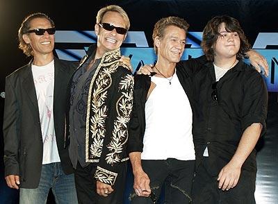 Van Halen quiso recuperar ganancias