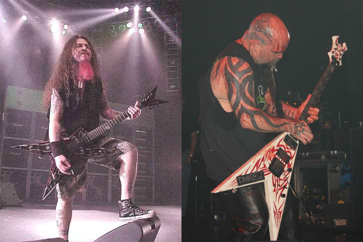 Dimebag aconsejó a Kerry King