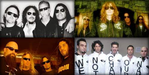 Los cuatro grandes del thrash algún día estarán de gira juntos