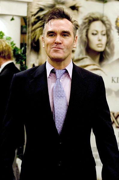Morrissey sufrió un desmayo en plena actuación