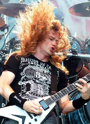 Dave Mustaine sigue dando declaraciones polémicas