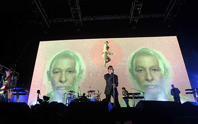 Depeche Mode cimbró a los jalisciences
