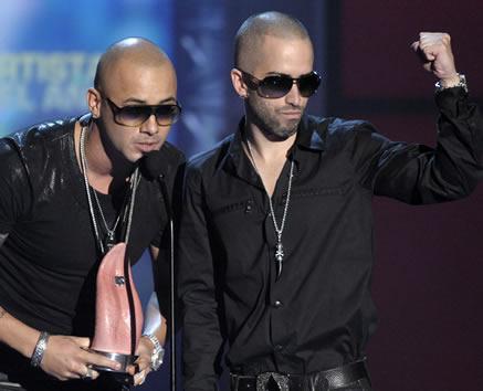 Wisin y Yandel disfrutando el éxito con poca calidad musical