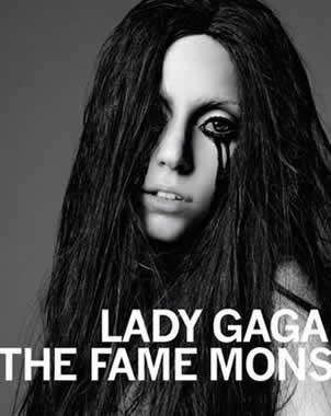 Lady GaGa en una de sus últimas transformaciones