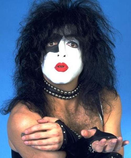 Paul es el frontman de Kiss