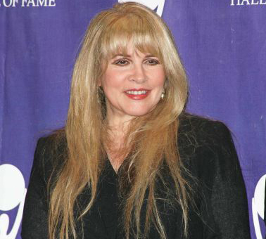 Stevie Nicks pasó de un guitarrista a un baterista