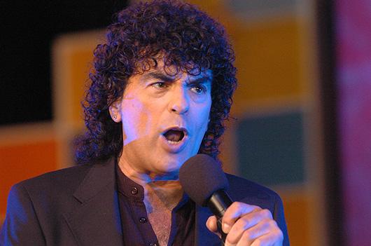 """Laureano Brizuela fue el """"ángel del rock"""""""