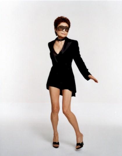 A Yoko Ono nunca la quisieron los británicos