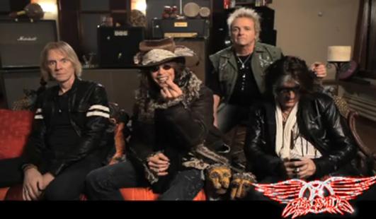 Aerosmith saldrá de gira en Europa