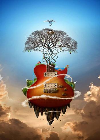 La música es mágica