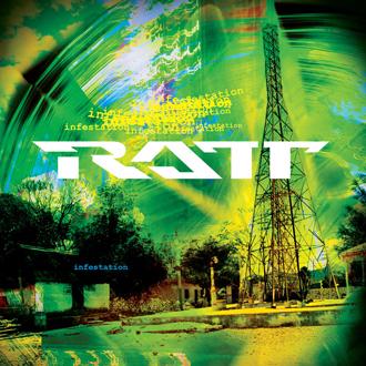 La portada del nuevo disco de Ratt