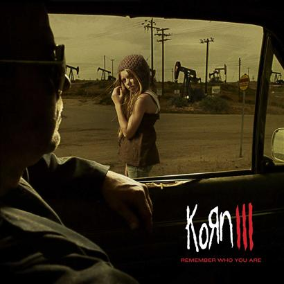 Korn y la portada de su nuevo álbum